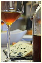 Tokaji and Blue Cheese